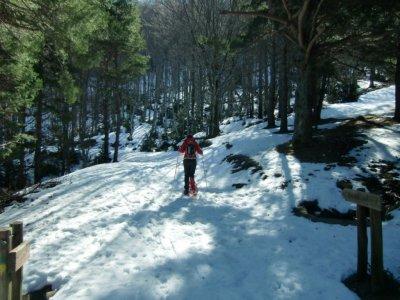 5 rutas en raquetas de nieve por el Pirineo Aragonés