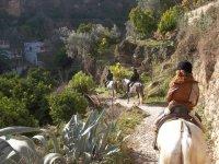 Visitas a pueblos andaluces