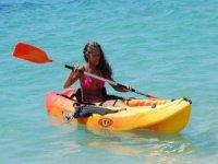 canoa individuale