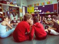Asamblea en clase