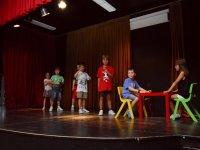 Representacion teatral infantil