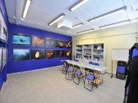 Aula y sala de exposición