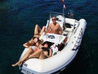 Alquiler de barcos en Hondarribia