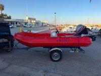 Una de nuestras barcas