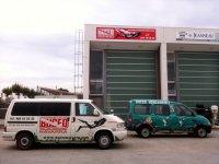 camionetas de Buceo Hondarribia