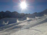 Escursioni con racchette da neve