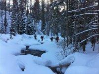 Racchette da neve a Grand Valira