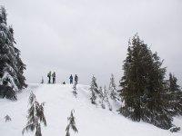 Raquetas de nieve en Grand Valira