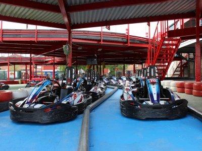 Ranking de los 5 mejores circuitos de karting en Madrid