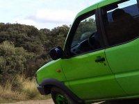 Conduciendo por Segovia