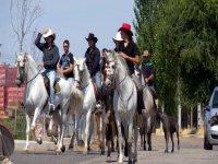 Paseo a caballo en Grajera, 1 hora