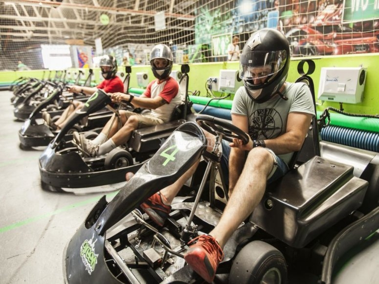 Karts eléctricos