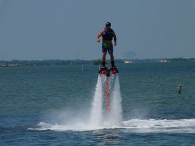 Ibiza Jetski Flyboard