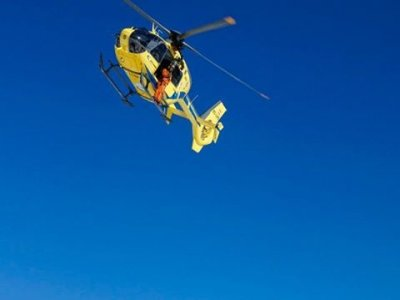Grandvalira Paseo en Helicóptero