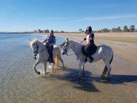 Rutas especiales a caballo