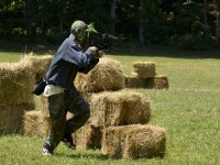 Partida de paintball en Grand Valira