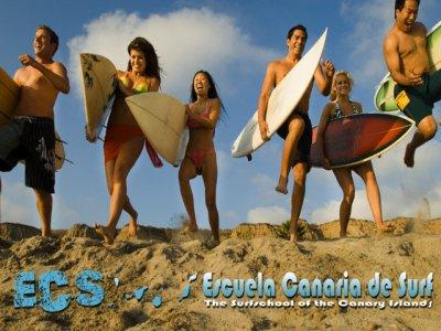 Escuela Canaria de Surf Surf