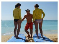 Cursos surf semiparticulares y particulares