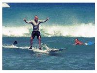 Cursos de iniciación al surf