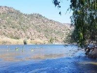 Rutas en kayaks por el Ebro