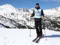 Practicar esquí en Grand Valira