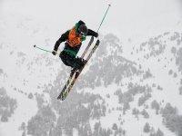 Saltos de esquí en Grand Valira