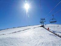 Practicar snowboard en Grand Valira