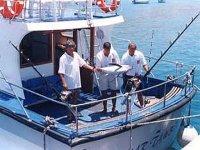 La nostra barca da pesca