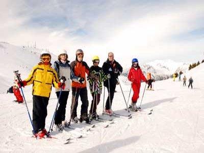 Escuela de Esqui Valle de Benás Esqui