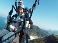 20 min paragliding in Guipuzkoa + video