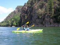 Enjoy a day in a canoe