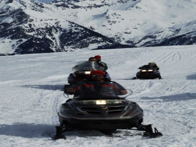 Formigal Motos de Nieve