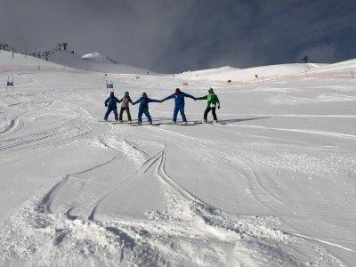 Escuela de Esqui de Formigal Snowboard