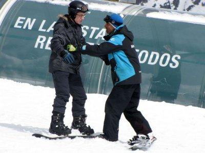 Escuela de esqui de Panticosa Snowboard