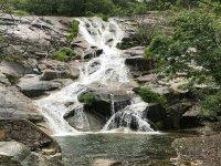 Espectaculares saltos de agua
