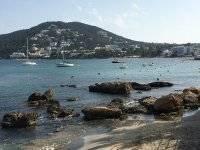 Puerto en Ibiza