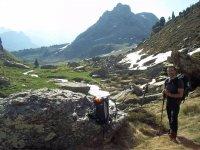 Senderismo en los Pirineos