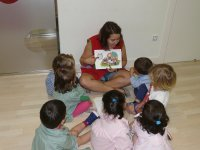 Telling stories in the classroom