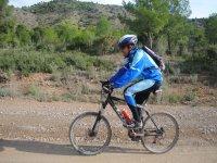 disfruta del ciclismo