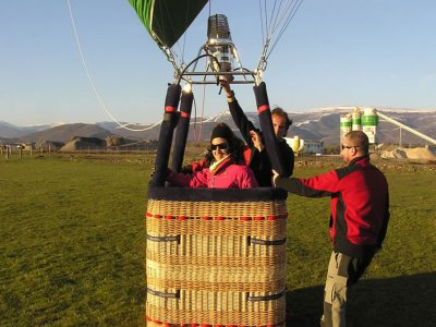 Private Balloon Flight in Las Merindades + Brunch