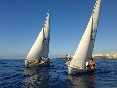 Sailing Lesson with instructor in Tenerife