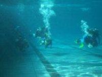 Realizamos prácticas en piscinas