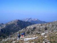 Un paseo por las montañas