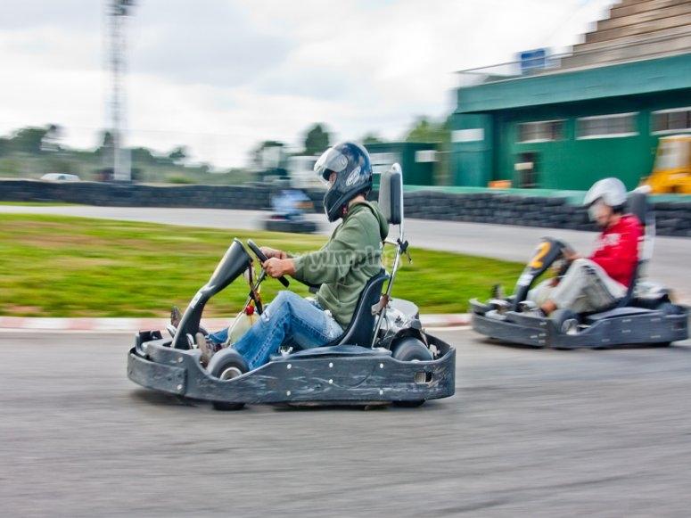 Karting en la Comunidad Valeenciana