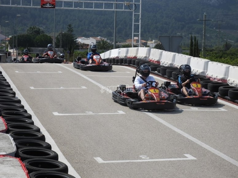 Karting Los Bestias - Valencia