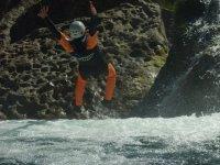 Salta a la aventura