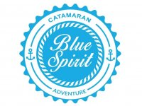 Blue Spirit Catamarán Motos de Agua