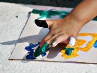与普通油漆工艺手指