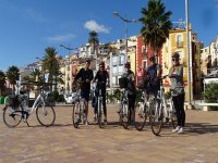 Tour in ebike