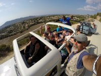 Tour in jeep